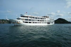 Starlight halong luxury cruise